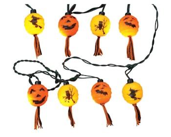 8 Lighted Lantern String