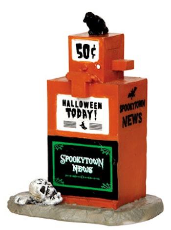 Halloween Headline