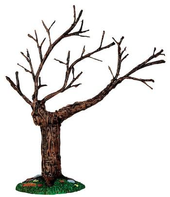 Spooky Trees Windblown