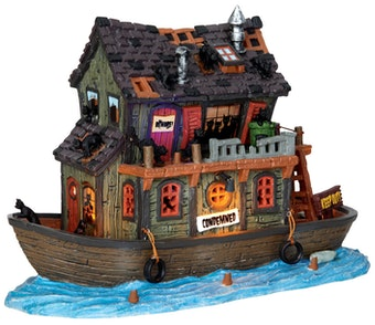 Haunted Houseboat