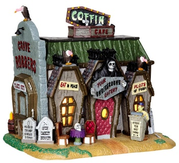 Coffin Cafe