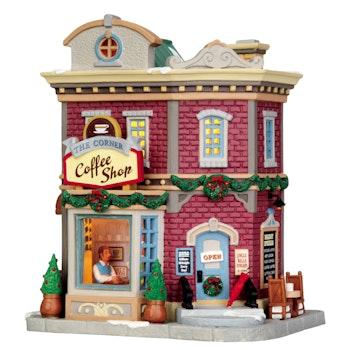 The Corner Coffee Shop