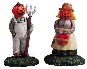Mr. & Mrs. Pumpkin