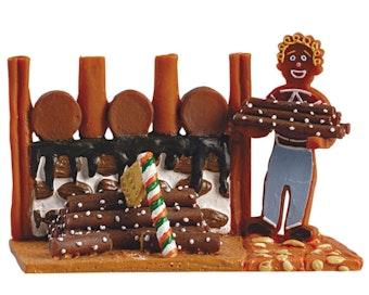 Cinnamon Cookie Fence