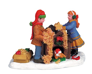 Decorate The Dog House