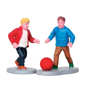 Playground Pals, Set Of 2