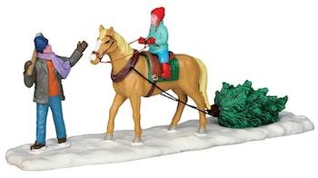 Christmas On Horseback