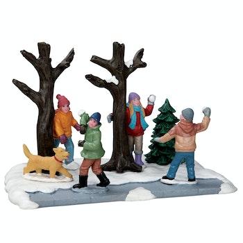 Snowball Ambush