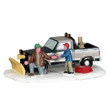 Snow Plow Set-Up