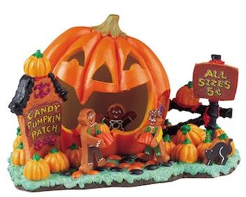 Candy Pumpkin Patch