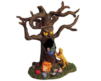 Trick Or Treater-Eating Tree