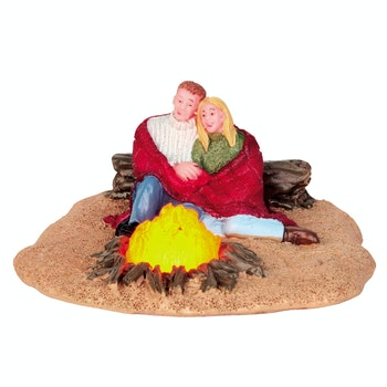 Romantic Campfire