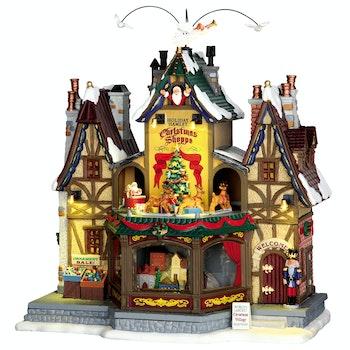 Holiday Hamlet Christmas Shoppe