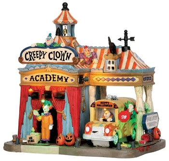 Creepy Clown Academy