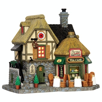 The Little British Tea Cafe