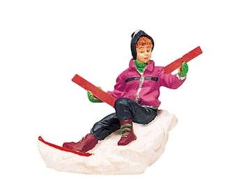 Broken Ski
