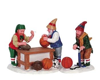 Elves At Work
