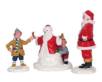 Look Santa!