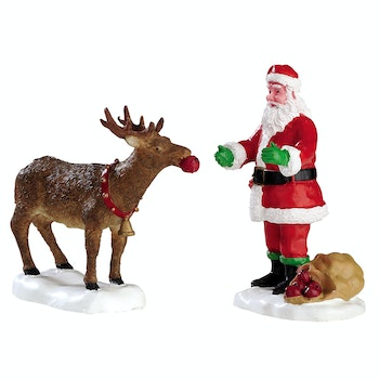 Reindeer Treats, Set Of 2