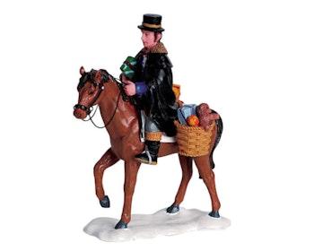 Christmas Rider