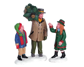 Capturing The Christmas Tree