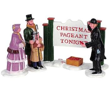Christmas Pageant Tonight