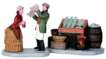 Fish Market, Set Of 2