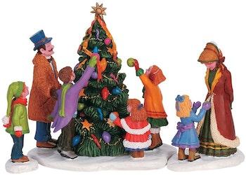 Christmas Eve, Set Of 3