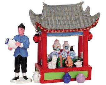 Porcelain Vendor