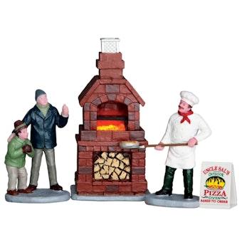 Outdoor Pizza Oven, Set Of 4