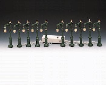 "4"" Victorian Street Lamp"