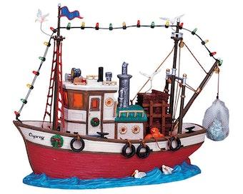 The Osprey Fishing Boat