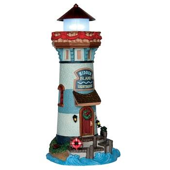 Hidden Island Lighthouse