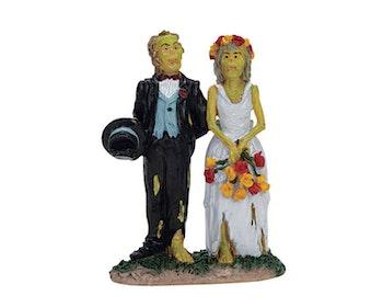 Zombie Bride & Groom