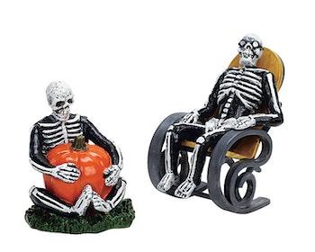Pair Of Skeletons