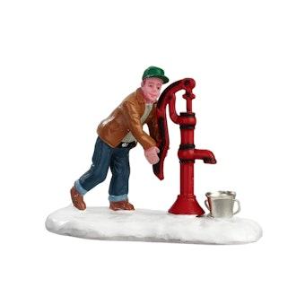 Hand Pump Helper