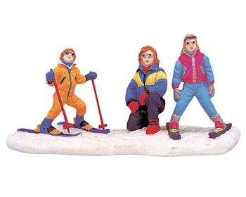 Starting To Ski