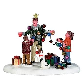 Christmas Tree Dad
