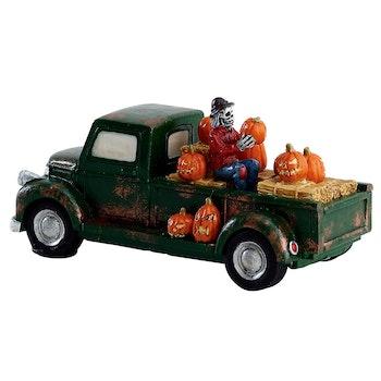 Pumpkin Pickup Truck
