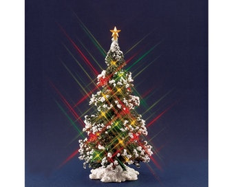 Lighted Christmas Tree Medium