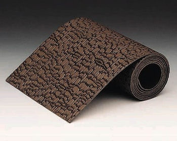 "4-3/4"" X 35"" Pvc Pebble Road"