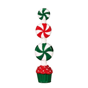 Peppermint Candy Topiary