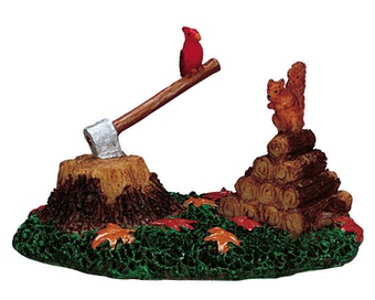 Log Axe
