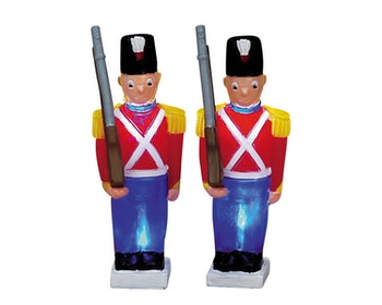 Lighted Toy Soldier