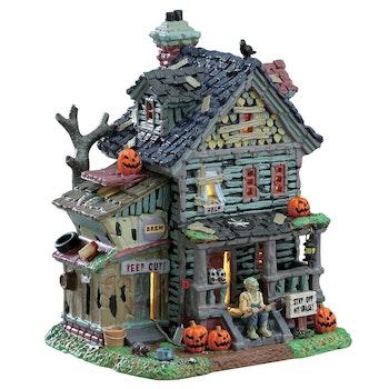 Creepy Neighborhood House