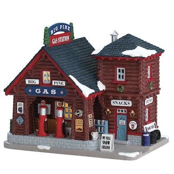 Big Pine Gas Station