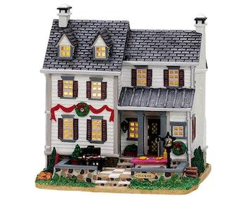 The Tucker Farm House