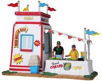 Carnival Corn Stand