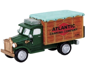 Cannery Truck
