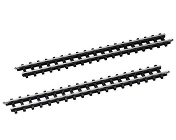 2-Pc Straight Railway Tracks